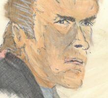 Clint Eastwood - Bob Art Models Sticker