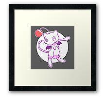 Mewgle Framed Print