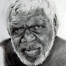 Old Man Of The Bush by Bob  Thompson
