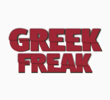 Greek Freak by PresentDank