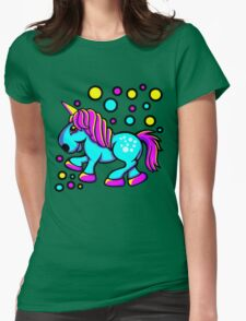 Unicorn Colour Blue and Pink  T-Shirt