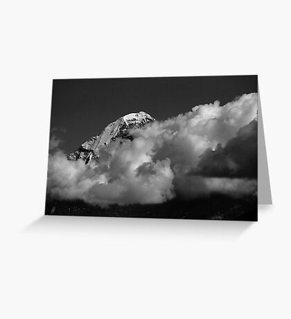 Eiger Greeting Card