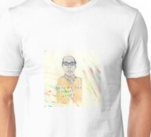 Philip Larkin - Bob Art Models Unisex T-Shirt