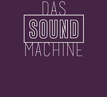DAS SOUND MACHINE - WHITE Unisex T-Shirt