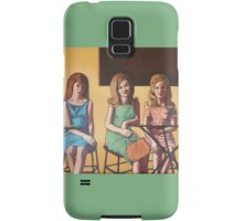 Time Goes By So Slowly Samsung Galaxy Case/Skin