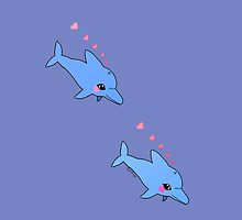 Love under the sea t shirts by Olluga