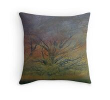 Close to Midnight Throw Pillow