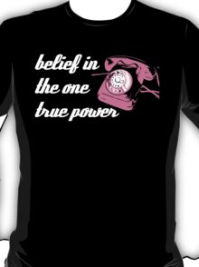 Pink Telephone T-Shirt