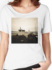 Castle Neuschwanstein Women's Relaxed Fit T-Shirt