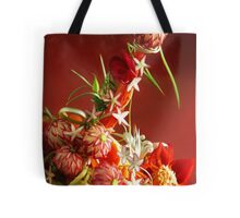 Make Salad Not War Tote Bag