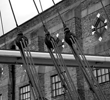 Pulleys and Ropes by Zoe Harmer