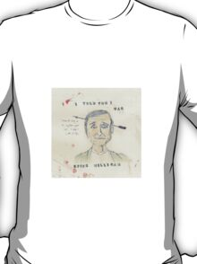 Spike Milligan - Bob Art Models  T-Shirt
