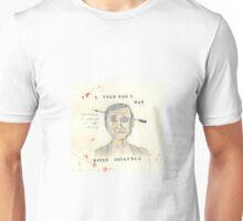 Spike Milligan - Bob Art Models  Unisex T-Shirt
