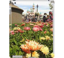 Disney & Daisies  iPad Case/Skin