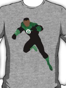 Green Lantern (John Stewart) Galaxy T-Shirt