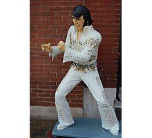 Elvis in da House! Photographic Print