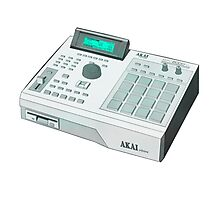 Akai MPC  Photographic Print