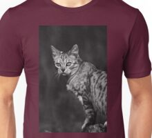 """Chat - Cat """" Peluche """" 05 (c)(h) ) by Olao-Olavia / Okaio Créations 300mm f.2.8 canon eos 5 1989 Unisex T-Shirt"""