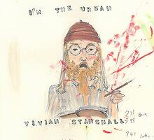 Viv Stanshall - Bob Art Models by bobartmodels
