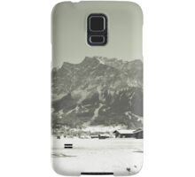 Leading to the Zugspitze Samsung Galaxy Case/Skin