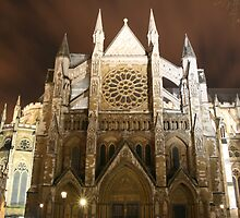 Westminster abbey by david marshall