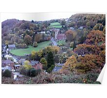 Forest of Dean - Lydbrook Poster