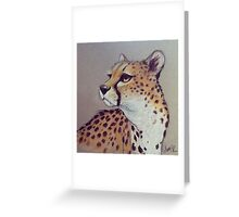 Spots Greeting Card