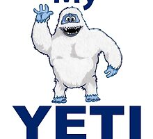 My Yeti is cooler by bamshackle
