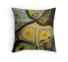 mother will provide Throw Pillow