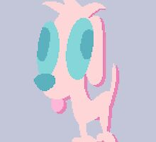 Pixel Puppy by floatinghead