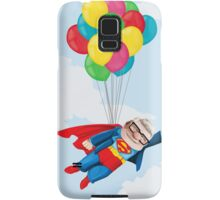 Super Carl Fredricksen Samsung Galaxy Case/Skin