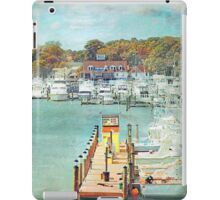 Island of Blues iPad Case/Skin