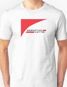 2015 Scuderia Ferrari's Sebastian Vettel  T-Shirt