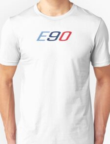 E90 in M colors Unisex T-Shirt