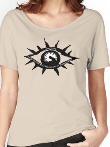Lemony Snicket VFD Eye Sanctuary Women's Relaxed Fit T-Shirt