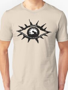 Lemony Snicket VFD Eye Sanctuary Unisex T-Shirt