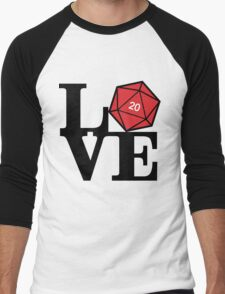 1dLove Men's Baseball ¾ T-Shirt