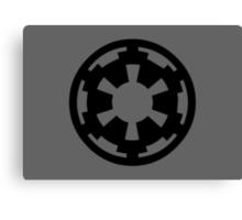 Imperial Wheel Canvas Print
