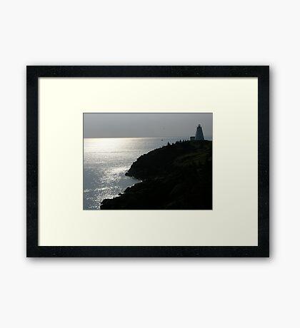 Nova Scotia Light Framed Print