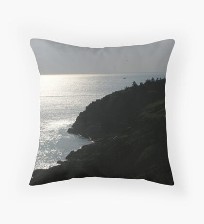 Nova Scotia Light Throw Pillow