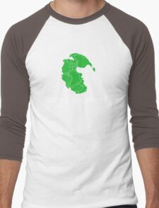 Pangea- Shift Happens Men's Baseball ¾ T-Shirt