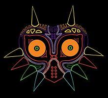 Skull Kid Mask by spyrome876