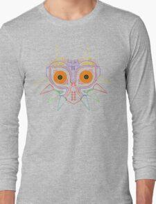 Skull Kid Mask Long Sleeve T-Shirt