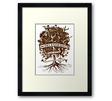 The Decemberists Framed Print