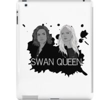 Regina and Emma - Swan Queen iPad Case/Skin