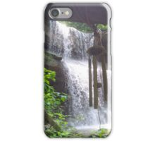 Nature chimes iPhone Case/Skin