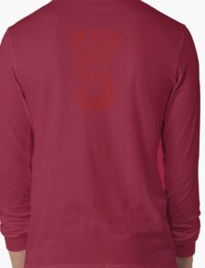 Red 5 Long Sleeve T-Shirt