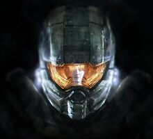Halo Master Chief  by dittoe16