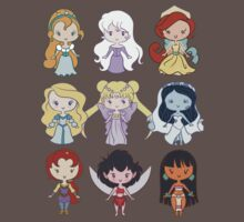 Lil' CutiEs - Alternate Princesses Group One Kids Clothes