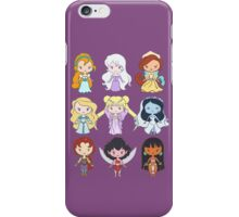 Lil' CutiEs - Alternate Princesses Group One iPhone Case/Skin